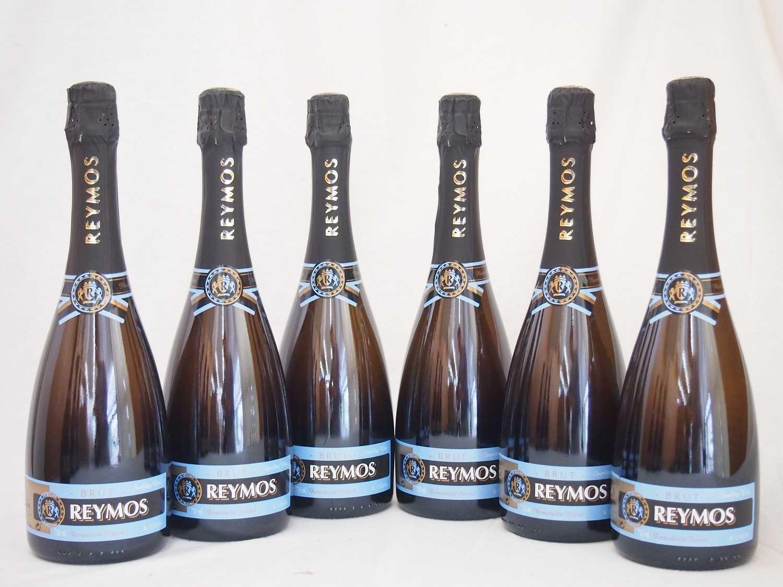 9本セット レイモス スパークリングワイン ブリュット 辛口(スペイン)750ml×9本