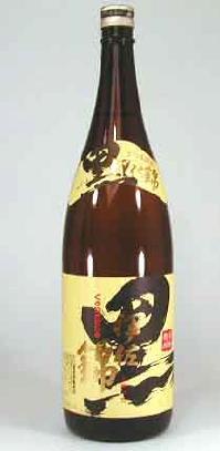 【 6本セット】大口酒造 黒麹仕込み 芋焼酎 黒伊佐錦 1800ml