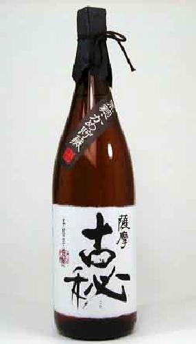 【 6本セット】雲海酒造 甕貯蔵 芋焼酎薩摩 古秘(こひ) 1800ml
