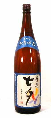 【 6本セット】田崎酒造 芋焼酎 薩摩 七夕 1800ml