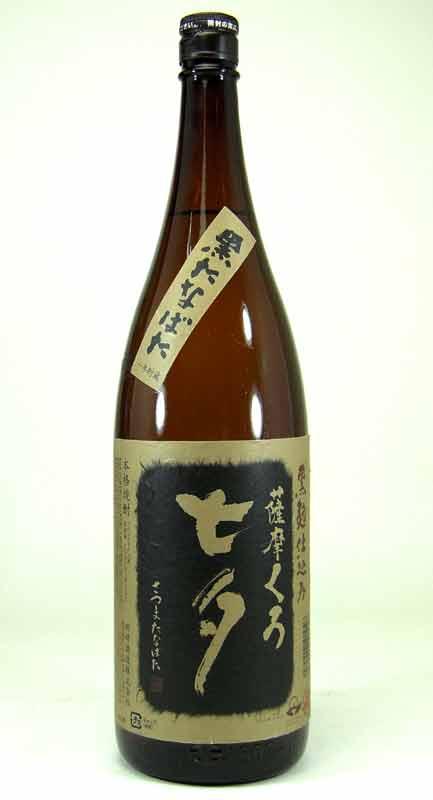 【 6本セット】田崎酒造 芋焼酎 黒麹仕込み 薩摩くろ 七夕 1800ml