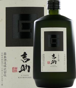 【 12本セット】霧島酒造 芋麹焼酎 吉助 黒 720ml