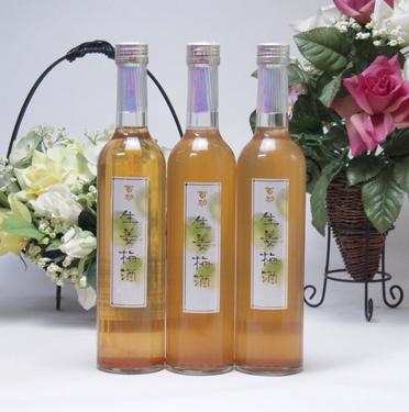 12本セット 生姜の香り・爽快な味わい!生姜梅酒 500ml 井上酒造 百助(大分県)