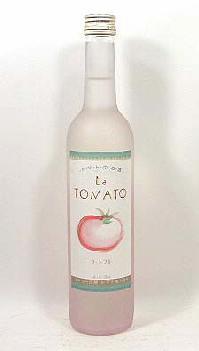 12本セット ト・マ・トのお酒 La TOMATO 18% 500ml×12本 合同酒精