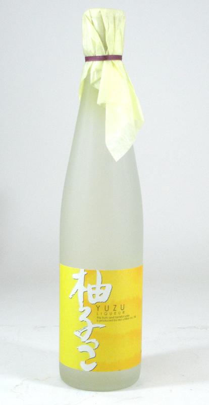 12本セット柚子っこ ゆずリキュール 500ml×12本