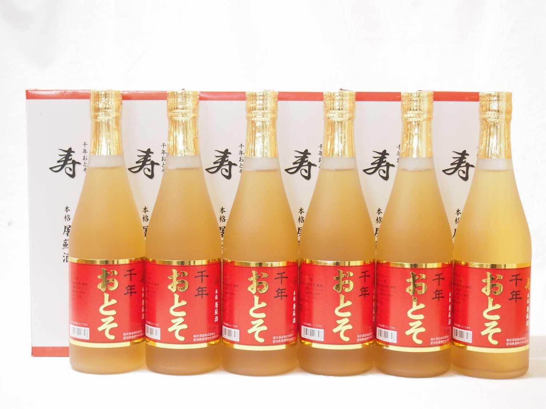 縁起酒 寿 千年おとそ 本格屠蘇酒 福井酒造(愛知県) 500ml×11本