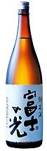 【 6本セット】安達本家 富士の光 純米酒原酒 1800ml ×6 [三重県]