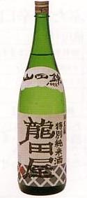 【 6本セット】東春酒造 東龍 龍田屋 特別純米酒 1800ml×6本