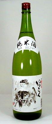 【 6本セット】甘強酒造 いっこく 純米 1800ml×6本