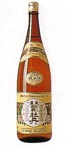 【 6本セット】司牡丹酒造 豊麗司牡丹 純米酒 1800ml×6本