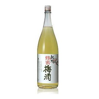6本セット 中野BC 紀州「蜂蜜梅酒」 1800ml×6本