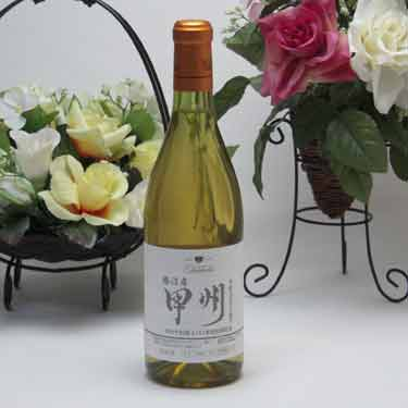 12本セット シャンモリワイン 勝沼産甲州 白ワイン ギフトセットK-2A 720ml 盛田甲州ワイナリー(山梨県)