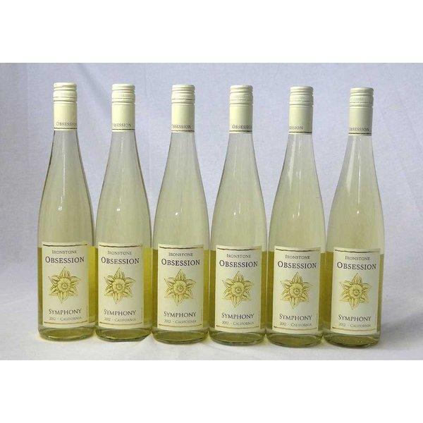 金賞受賞白ワイン アイアンストーン・オブセッション・シンフォニー 750ml×10本 (アメリカ・カリフォルニア)