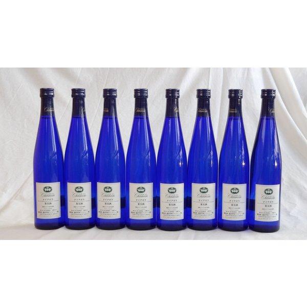 ワインセット シャンモリ甘口ワイン8本セット(ナイアガラ) 500ml×8本