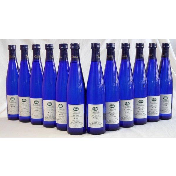 ワインセット シャンモリ甘口ワイン12本セット(ナイアガラ) 500ml×12本
