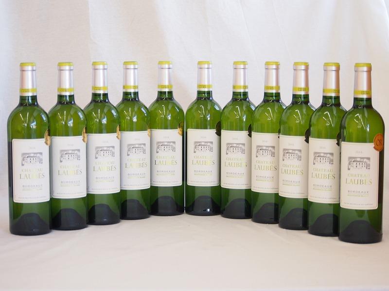 フランス 金賞受賞白ワイン シャトーロペス2016 750ml×11本