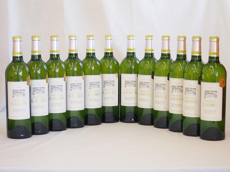 フランス 金賞受賞白ワイン シャトーロペス2016 750ml×12本