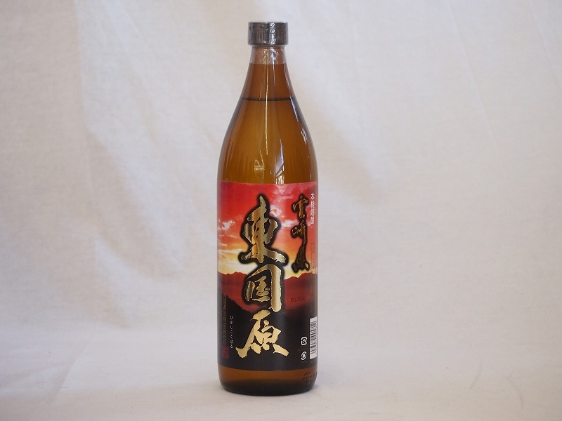 本格芋焼酎 東国原 25度 神楽酒造(鹿児島県)900ml×7本