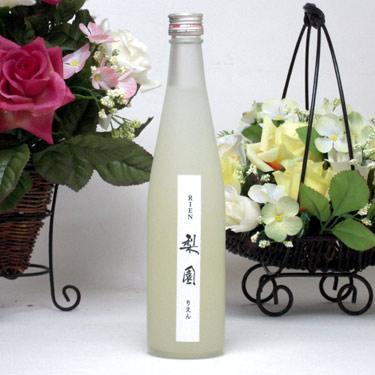 12本セット 日田の名産の梨から出来た なしのお酒 梨園(りえん) 500ml×12本 老松酒造