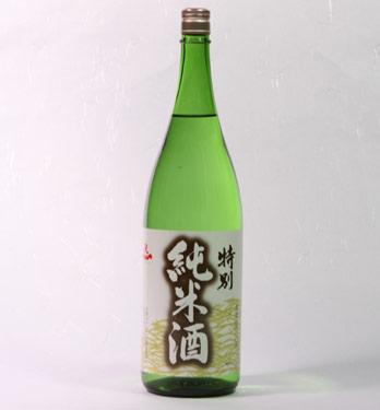 【 6本セット】早川酒造 特別純米酒  1800ml ×6本 [三重県]