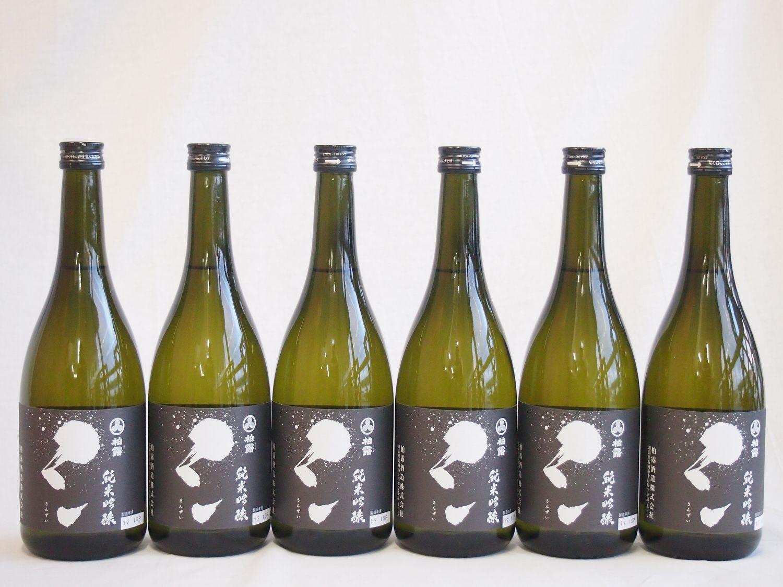 柏露酒造 ワイングラスで楽しむ さんずい 純米吟醸 720ml×11本[新潟県]