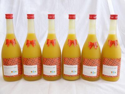 12本セット ミルクたっぷりマンゴーの梅酒 研醸 720ml×12本