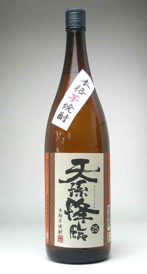 【 6本セット】神楽酒造 芋焼酎  天孫降臨 25°(てんそんこうりん)1800ml