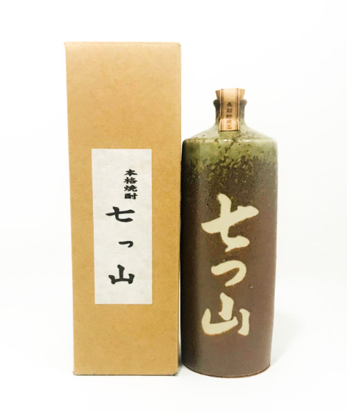 七つ山(米焼酎) 720ml【藤本本店】