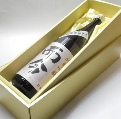 【ギフト包装無料】而今(じこん)純米吟醸 千本錦無濾過生1800ml【豪華布張り化粧箱入り】