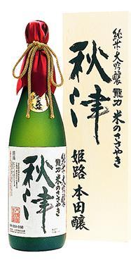 龍力 純米大吟醸 米のささやき 秋津 720ml