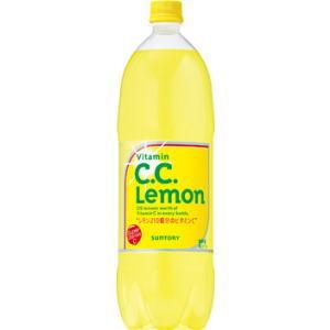 Suntory C c.c. lemon 1.5 L x 8 book (1 case)