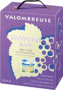 [ワイン]2ケースまで同梱可☆アサヒ ジャンジャン ソーヴィニヨン・ブラン(ヴァン・ド・ペイ・ドック) 3L 1ケース4本入り (フランス)(3000ml)(3リットル)(バック・イン・ボックス)(BIB)