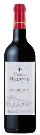 [ワイン]★送料無料★12本セット シャトー ベルヴュー 750ml 12本 (フランス)(ベルビュー)日本酒類販売