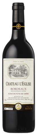 [ワイン]★送料無料★※12本セット シャトー レグリーズ 750ml 12本 (フランス)日本酒類販売