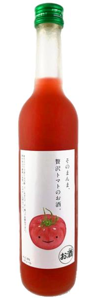 リキュール 24本まで同梱可 そのまんま 贅沢トマトのお酒 500ml瓶 メイリ 直送商品 めいり 1本 贈与 とまと 明利酒造