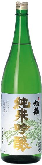 [清酒・日本酒]★送料無料★※6本セット 旭鶴 純米吟醸 1.8L 6本 (1800ml) 旭鶴酒造