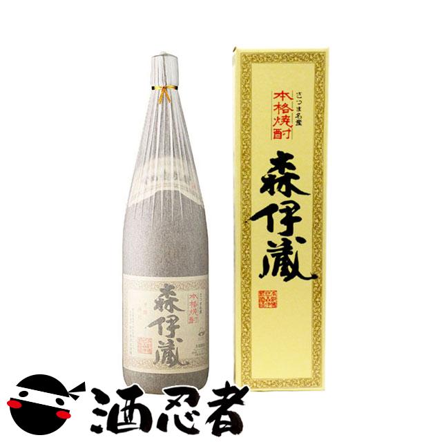 森伊蔵 芋焼酎 25度 1800ml (専用箱入り)