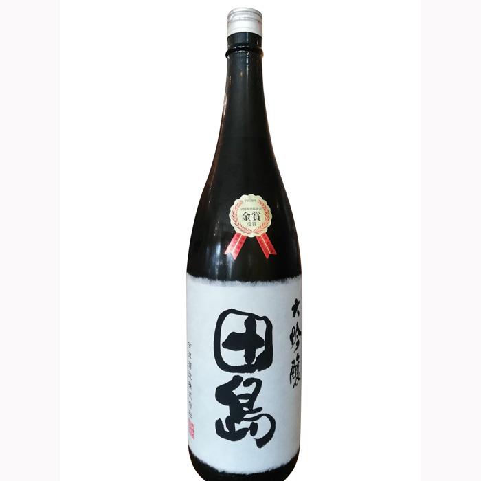 田島 大吟醸 1.8L 会津酒造 福島/南会津