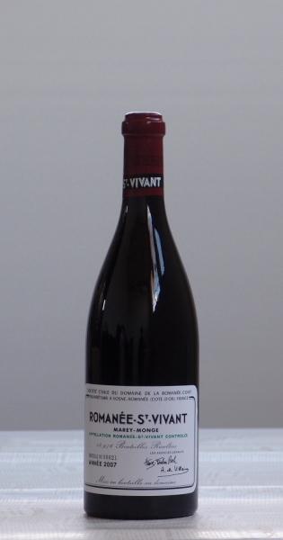 DRC ロマネ・サンヴィヴァン 【2007】 750ml Romanee Saint Vivant【2007】Domaine de la Romanee Conti