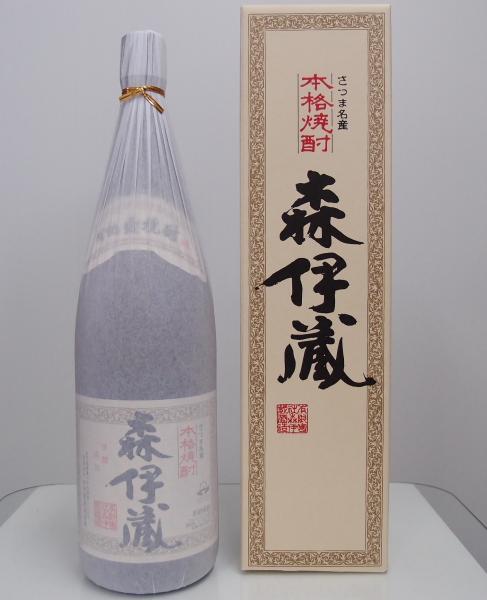 森伊蔵 25度 1800ml【専用紙箱入り】:酒のスーパー足軽 店