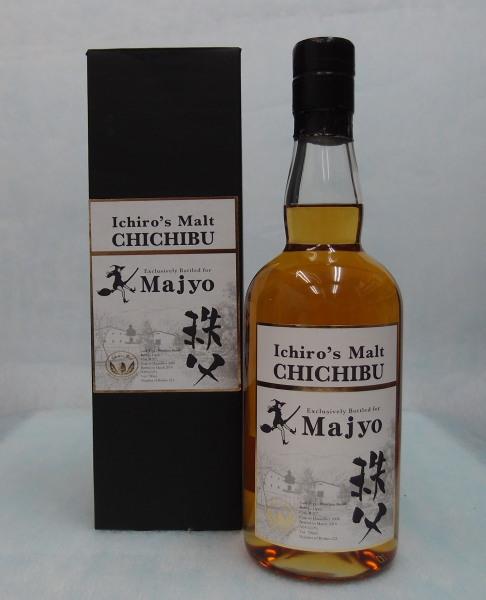 イチローズモルト秩父 Majyo【2008-2014】62%700ml Ichiro's Malt CHICHIBU MAJYO