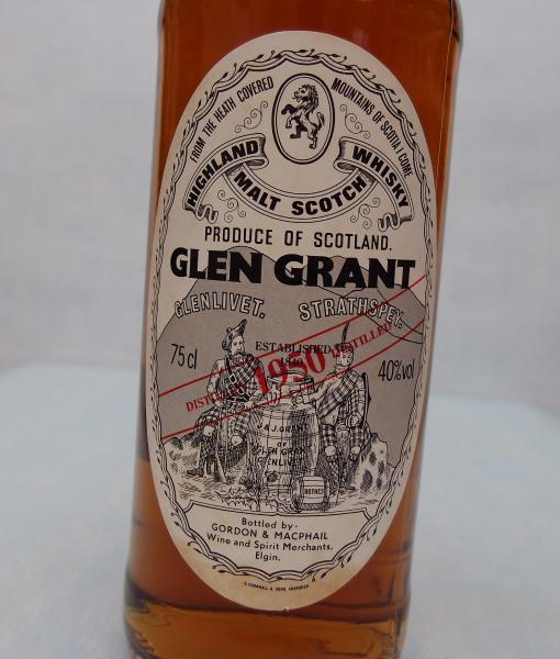 グレングラント1950【G&M】40%700ml