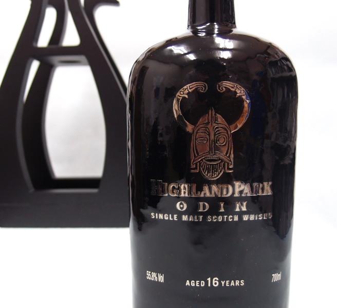 ハイランドパーク16年オーディン55.8%700mlヴァルハラ・コレクション【HIGHLAND PARK ODIN】