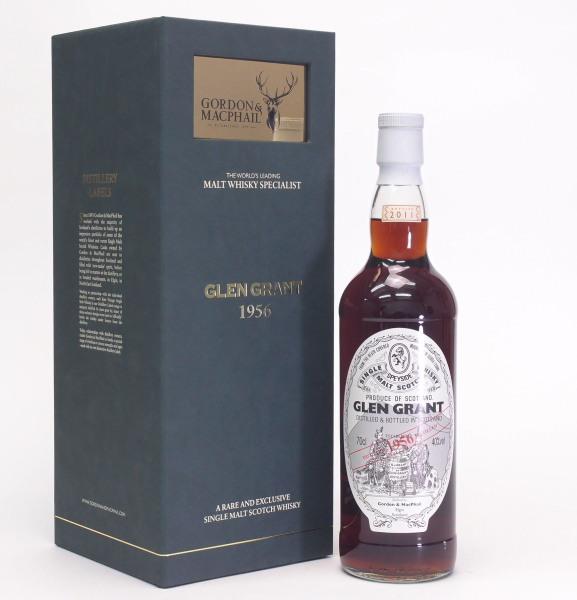 グレングラント1956-2011【G&M レアヴィンテージ】40%700ml Glen Grant 1956-2011 54y【Rare Vintage】