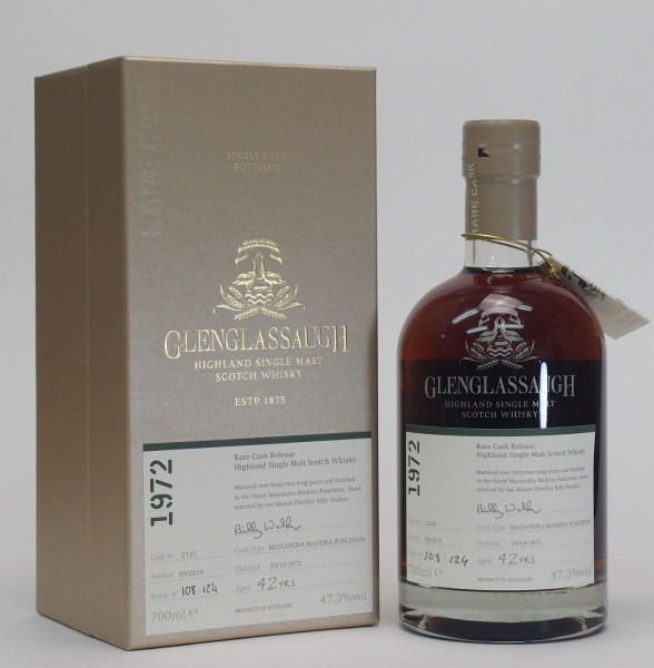 グレングラッサ【1972】42年マサンドラ マデイラフィニッシュ47.3%700ml