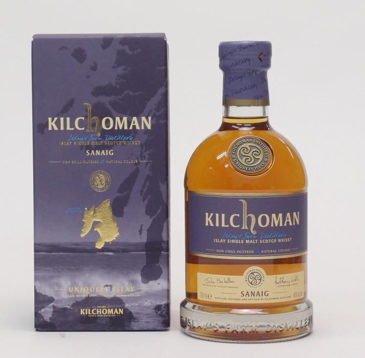 キルホーマン サナイグ46%700ml