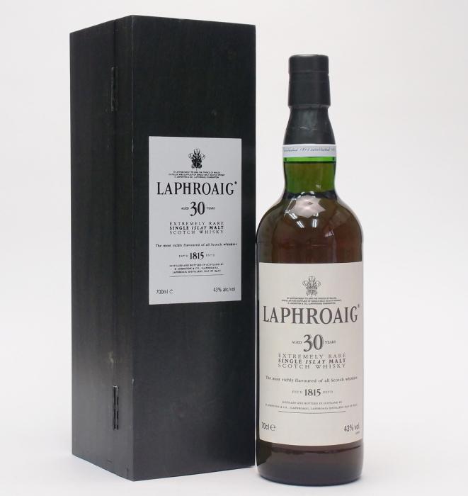 ラフロイグ 30年 43度 700ml 【LAPHROAIG 30years old】【中古】
