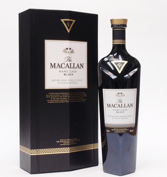 マッカラン レアカスク・ブラック48%700ml The Macallan Rare Cask Black