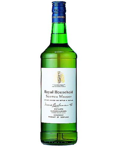 ロイヤルハウスホールド 43度 750mlRoyalhouseHold Scotch Whisky