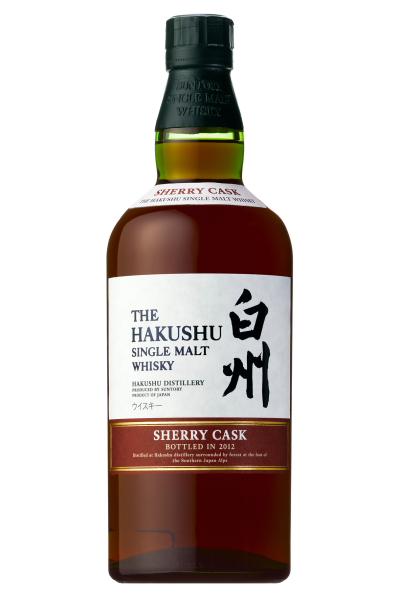 白州シェリーカスク2012 48度700ml【箱なし】THE HAKUSHU SINGLE MALT WHISKY